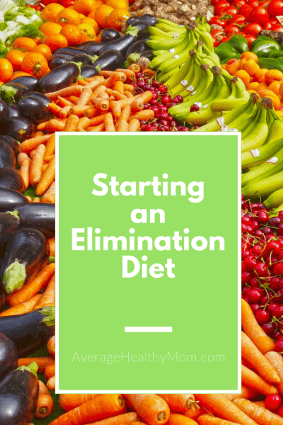 Trying out an elimination diet by removing gluten for two weeks, and then reintroducing.