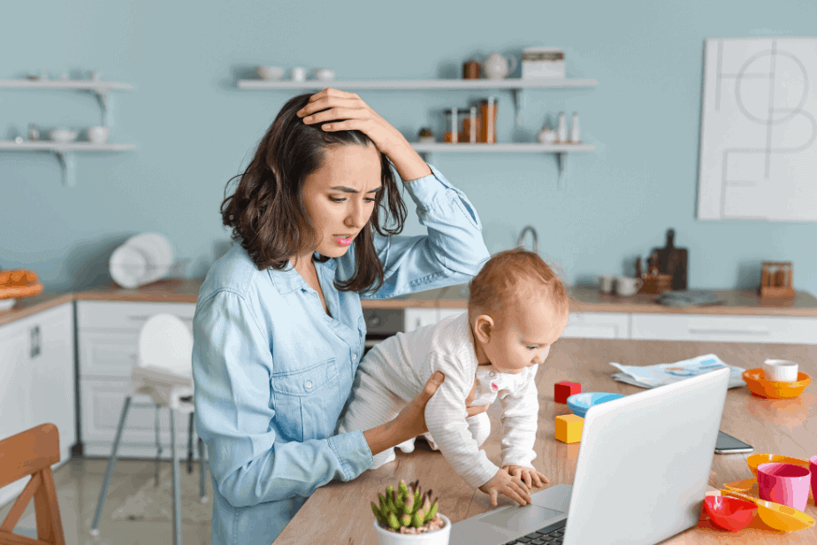 8 Ways Moms Can Be More Productive (Even on the Hard Days)