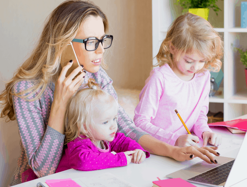 The Best Stay at Home Mom Schedule to Get More Stuff Done