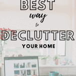 Decluttered Space